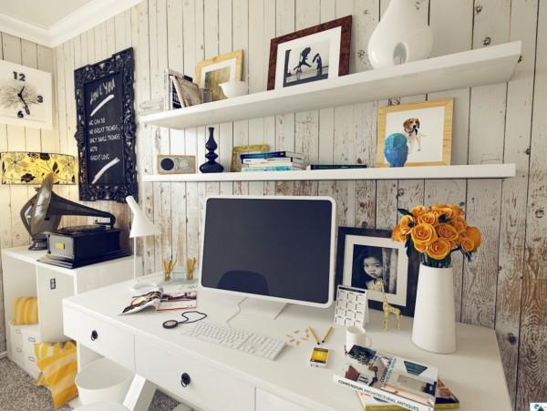 Fresh Home Office Ideas